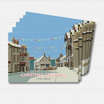 Broad Street Christmas Cards