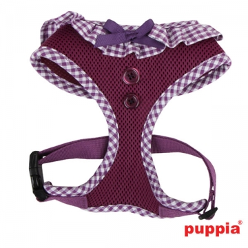 Puppia Vivien Harness Purple