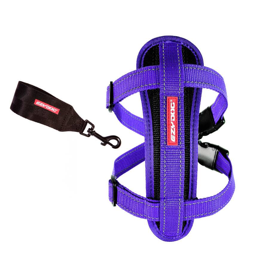 ezydog car harness instructions