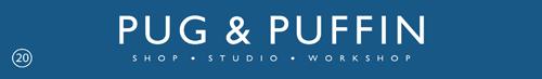 Pug & Puffin